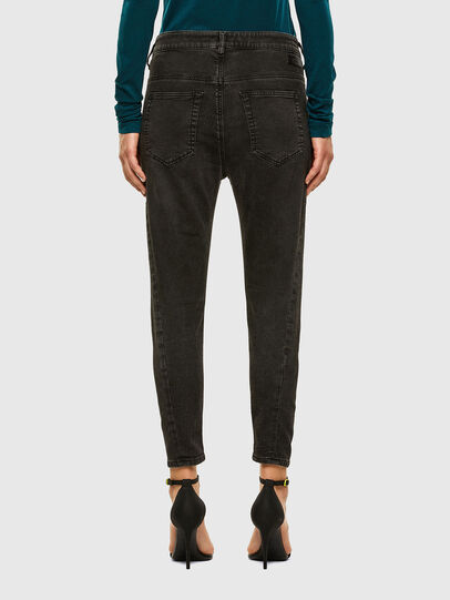 Diesel - FAYZA JoggJeans® 009HM, Noir/Gris foncé - Jeans - Image 2