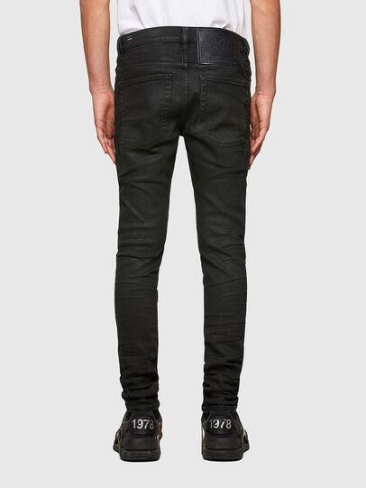 Diesel - D-Amny 009PZ, Black/Dark Grey - Jeans - Image 2