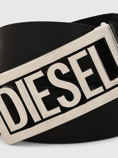Diesel - B-OGO, Noir - Ceintures - Image 2