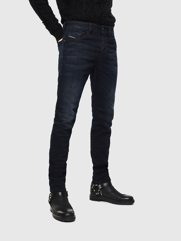 Thommer 084AY, Bleu Foncé - Jeans