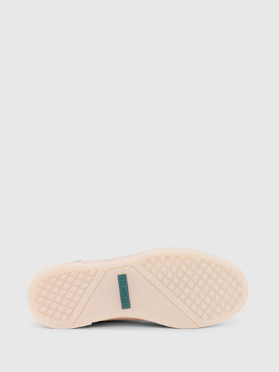 Diesel - S-CLEVER LOW LACE W, Blanc/Vert - Baskets - Image 5