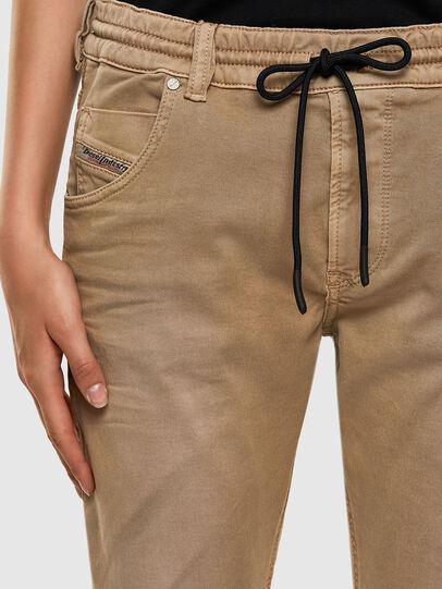 Diesel - Krailey JoggJeans® 0670M, Beige - Jeans - Image 3