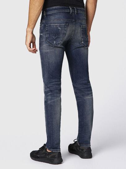 Diesel - Thommer 0687U, Dark Blue - Jeans - Image 2