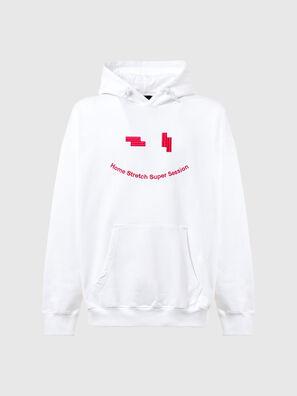 S-UMMEREL-N1, Blanc - Pull Cotton
