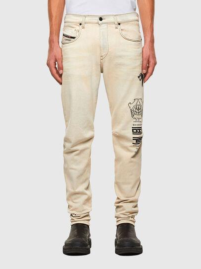 Diesel - D-Strukt 009KV, Blanc - Jeans - Image 1