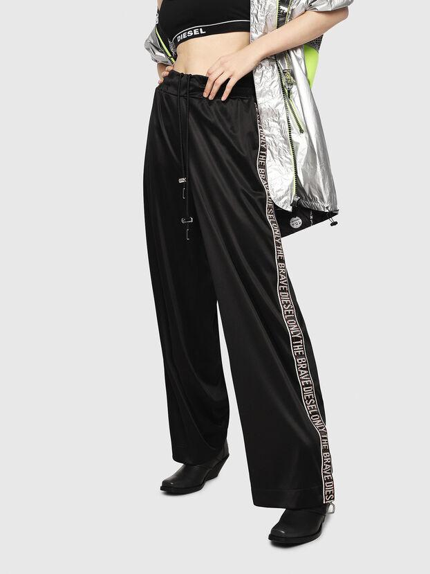 P-ROLEN, Noir - Pantalons
