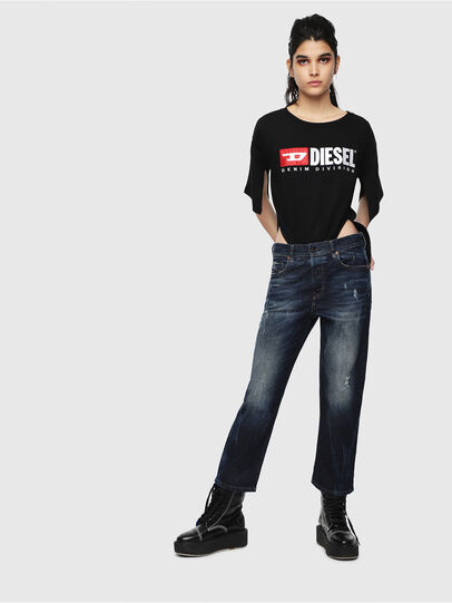 Diesel - Aryel 089AL, Bleu Foncé - Jeans - Image 4