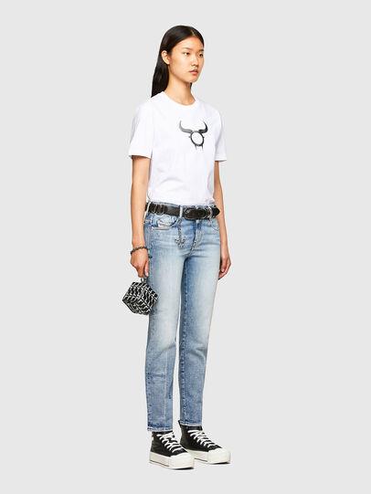 Diesel - CL-T-DIEGOS-O2, Blanc - T-Shirts - Image 8