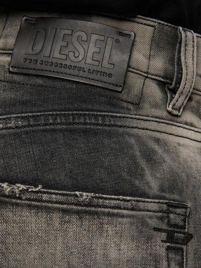 Diesel - D-Strukt 009EV, Noir/Gris foncé - Jeans - Image 4