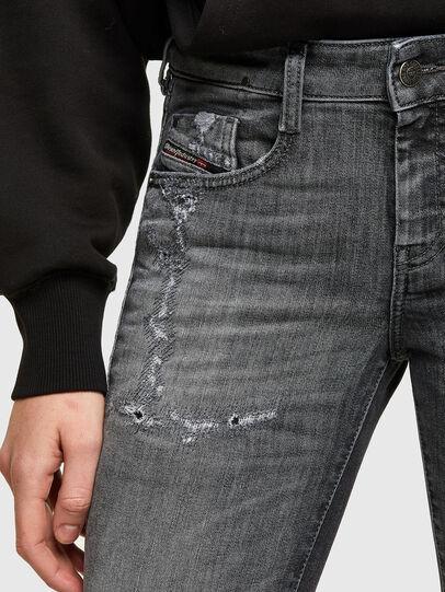 Diesel - D-Ollies JoggJeans® 009QT, Noir/Gris foncé - Jeans - Image 3
