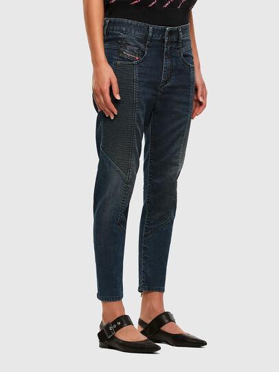 Diesel - Fayza JoggJeans 069PQ, Bleu Foncé - Jeans - Image 6