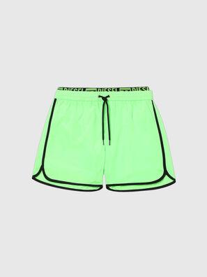 BMBX-DOLPHIN-R, Green Fluo - Swim shorts
