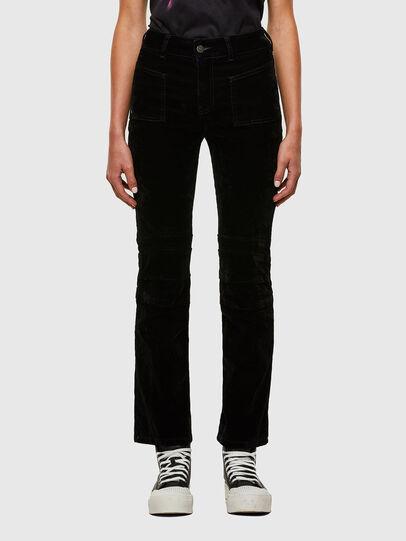 Diesel - D-Earlie JoggJeans® 069UJ, Noir/Gris foncé - Jeans - Image 1