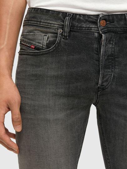 Diesel - Sleenker 009JF, Noir/Gris foncé - Jeans - Image 3