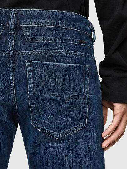 Diesel - D-Bazer 009JE, Bleu Foncé - Jeans - Image 4