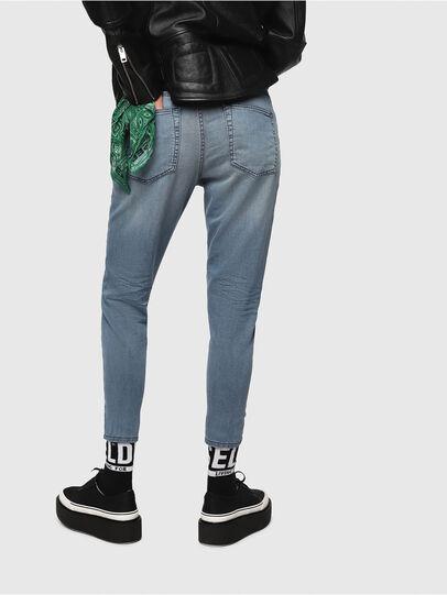 Diesel - Candys JoggJeans 069FF, Bleu Clair - Jeans - Image 2