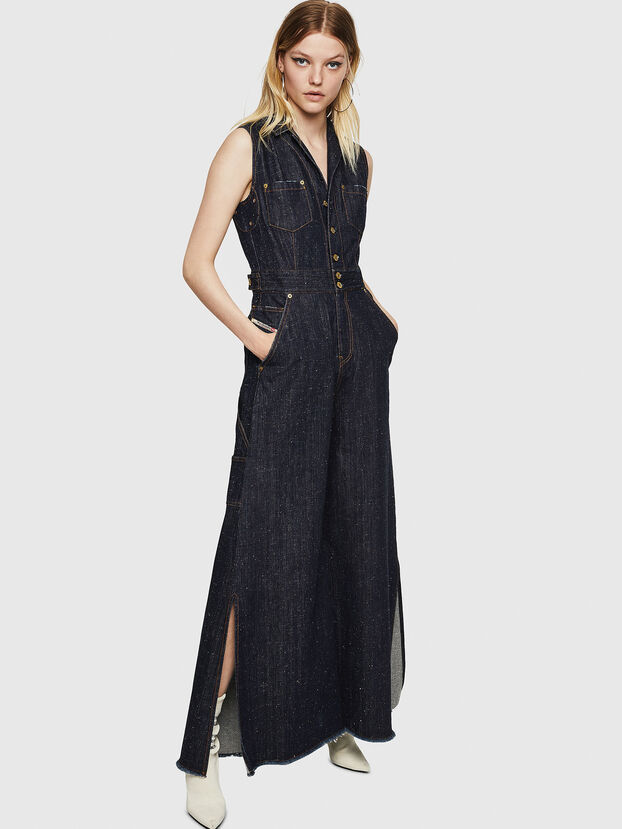 DE-GRACE, Dark Blue - Jumpsuits