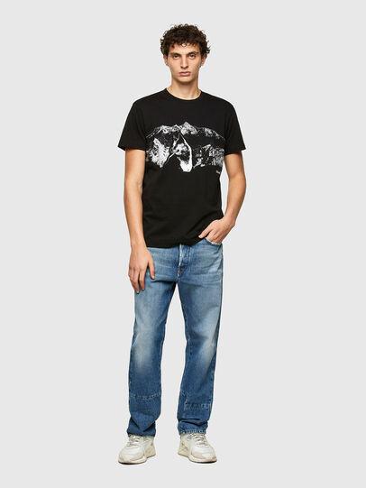 Diesel - T-DIEGOS-A7, Noir - T-Shirts - Image 4
