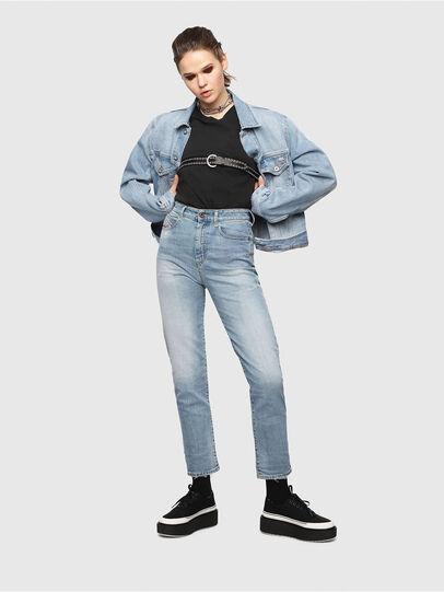 Diesel - D-Eiselle 069DY, Bleu Clair - Jeans - Image 4