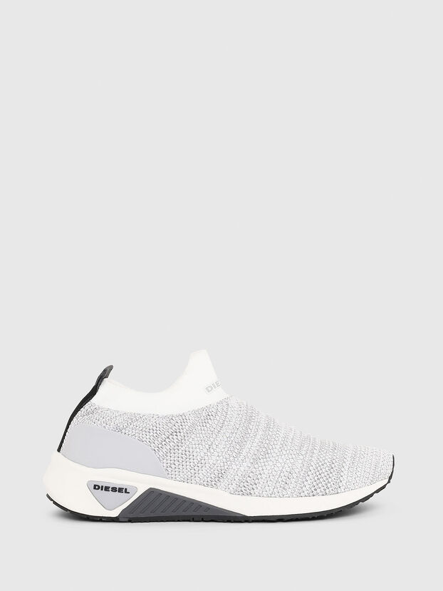 S-KB ATHL SOCK W, Light Grey - Sneakers