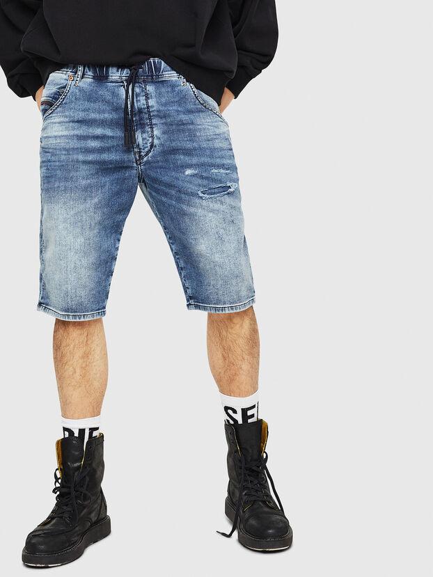 D-KROOSHORT JOGGJEANS, Jean Bleu - Shorts