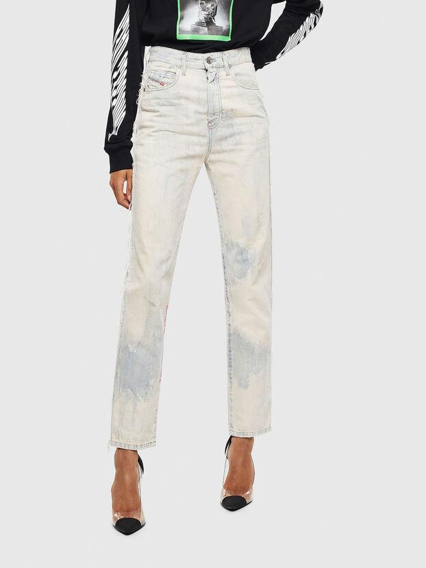 D-Eiselle 0099P, Blanc - Jeans