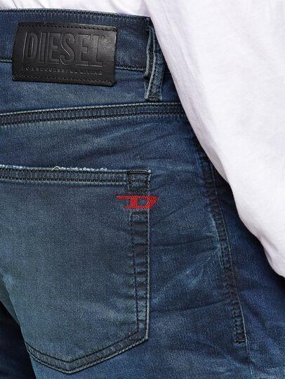 Diesel - D-Strukt JoggJeans 069SE, Medium Blue - Jeans - Image 4