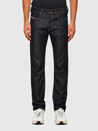 Diesel - Buster 009HF, Bleu Foncé - Jeans - Image 1
