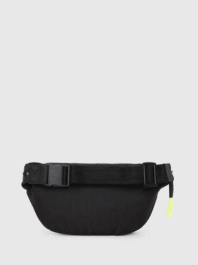 Diesel - LONIGO, Black - Belt bags - Image 2