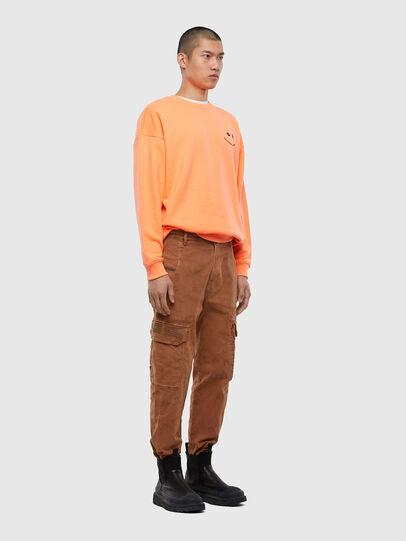 Diesel - D-Krett JoggJeans 069RJ, Light Brown - Jeans - Image 6