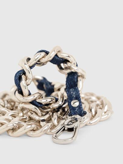 Diesel - B-CHAIN, Gold/Blue - Belts - Image 2