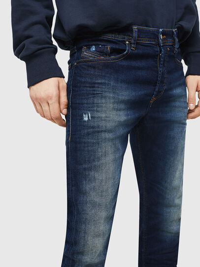 Diesel - Buster 069BM, Bleu Foncé - Jeans - Image 3