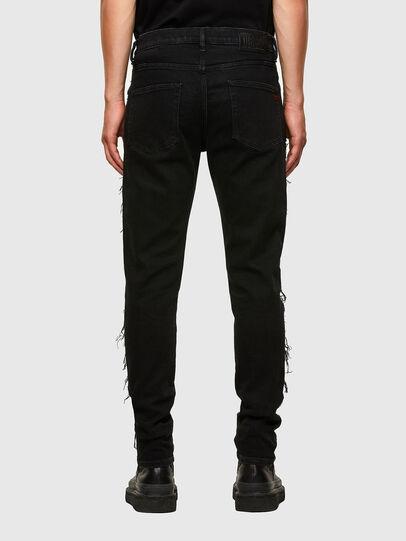 Diesel - D-Strukt 009HY, Noir/Gris foncé - Jeans - Image 2