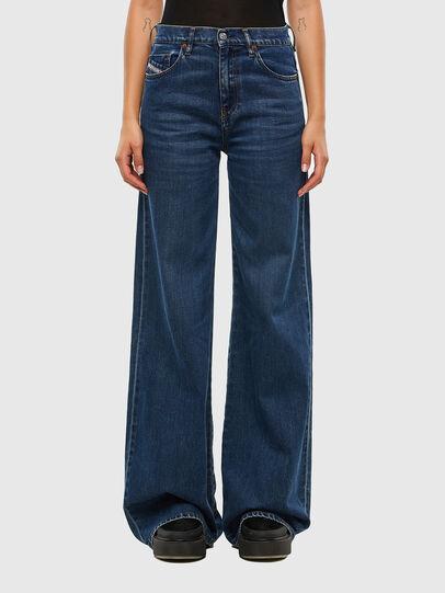 Diesel - D-Akemi 009KE, Bleu moyen - Jeans - Image 1