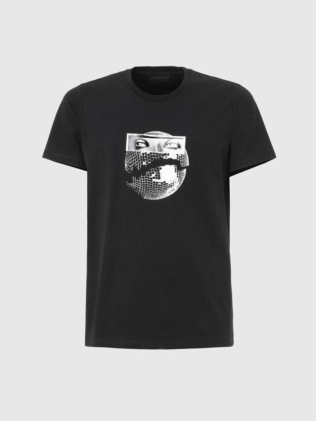 T-INO, Noir - T-Shirts