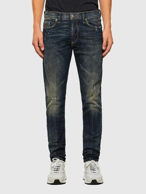 Tepphar 009JS, Bleu Foncé - Jeans