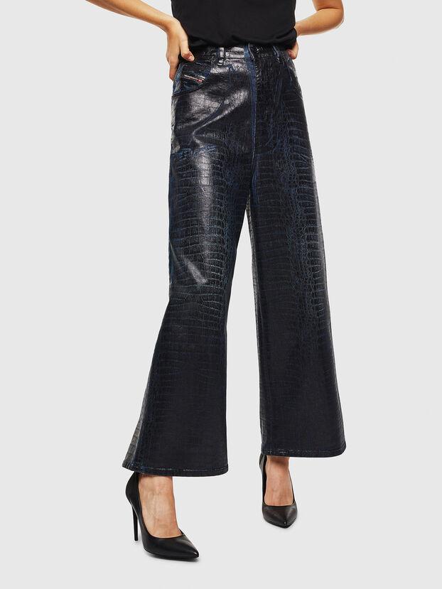 D-Luite JoggJeans 0094R, Bleu Foncé - Jeans