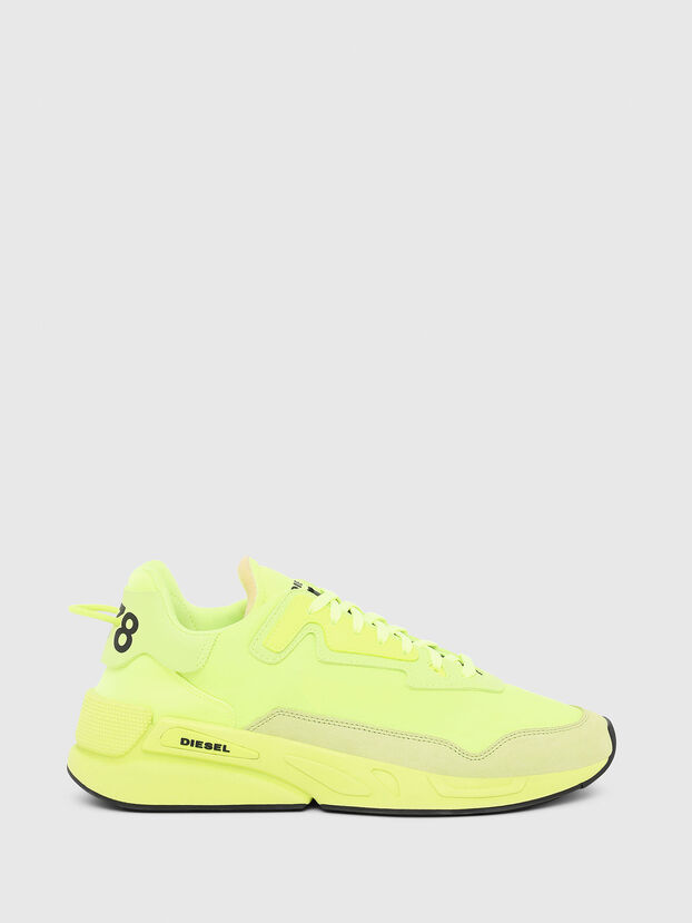 S-SERENDIPITY LC, Jaune Fluo - Baskets