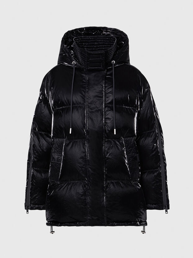 W-DERK, Black - Winter Jackets