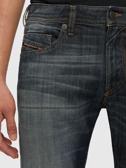 Diesel - Thommer 009EP, Bleu Foncé - Jeans - Image 3