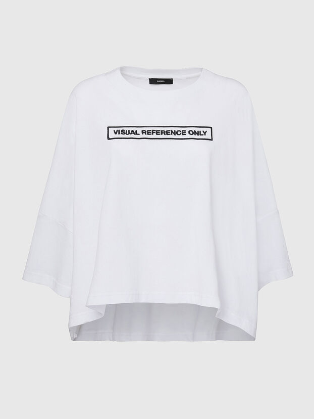 T-CRAMBLE, Blanc - T-Shirts