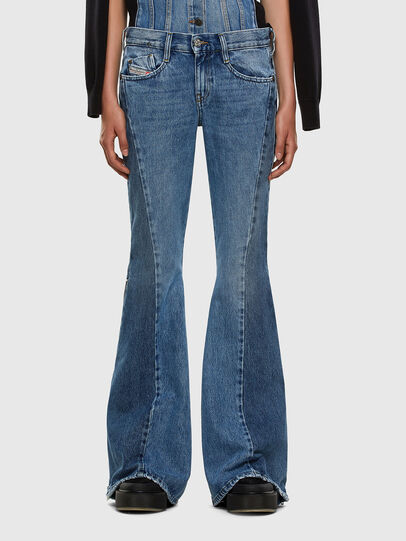 Diesel - D-Ferenz 009JD, Bleu Clair - Jeans - Image 1
