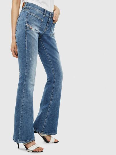 Diesel - D-Ebbey 0099M, Bleu moyen - Jeans - Image 4