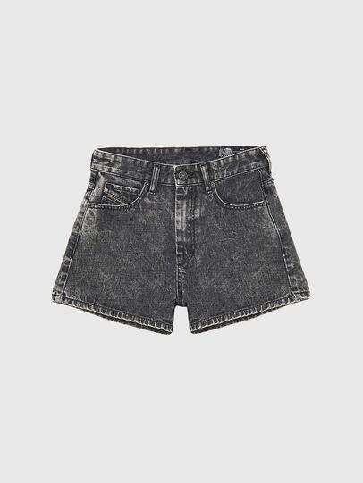 Diesel - D-ISI-SHORT, Noir - Shorts - Image 1