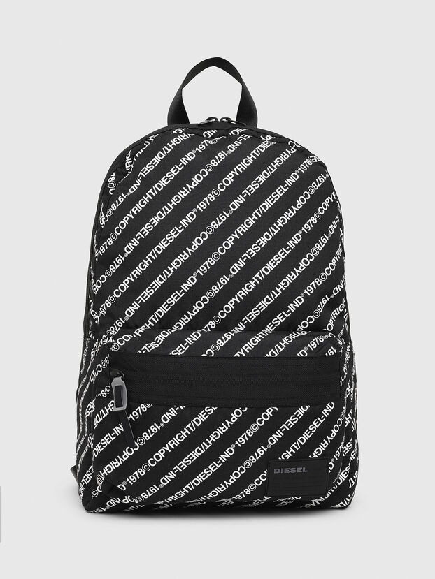 MIRANO, Black/White - Backpacks