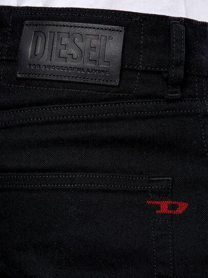 Diesel - D-Strukt 0688H, Noir/Gris foncé - Jeans - Image 4