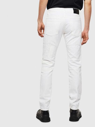 Diesel - TYPE-2016, Blanc - Jeans - Image 2