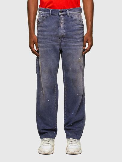 Diesel - D-Franky 009MC, Bleu moyen - Jeans - Image 1