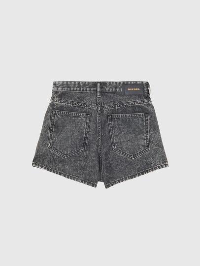 Diesel - D-ISI-SHORT, Noir - Shorts - Image 2
