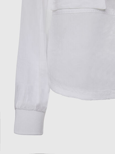 Diesel - C-SUPER-E, Blanc - Chemises - Image 4